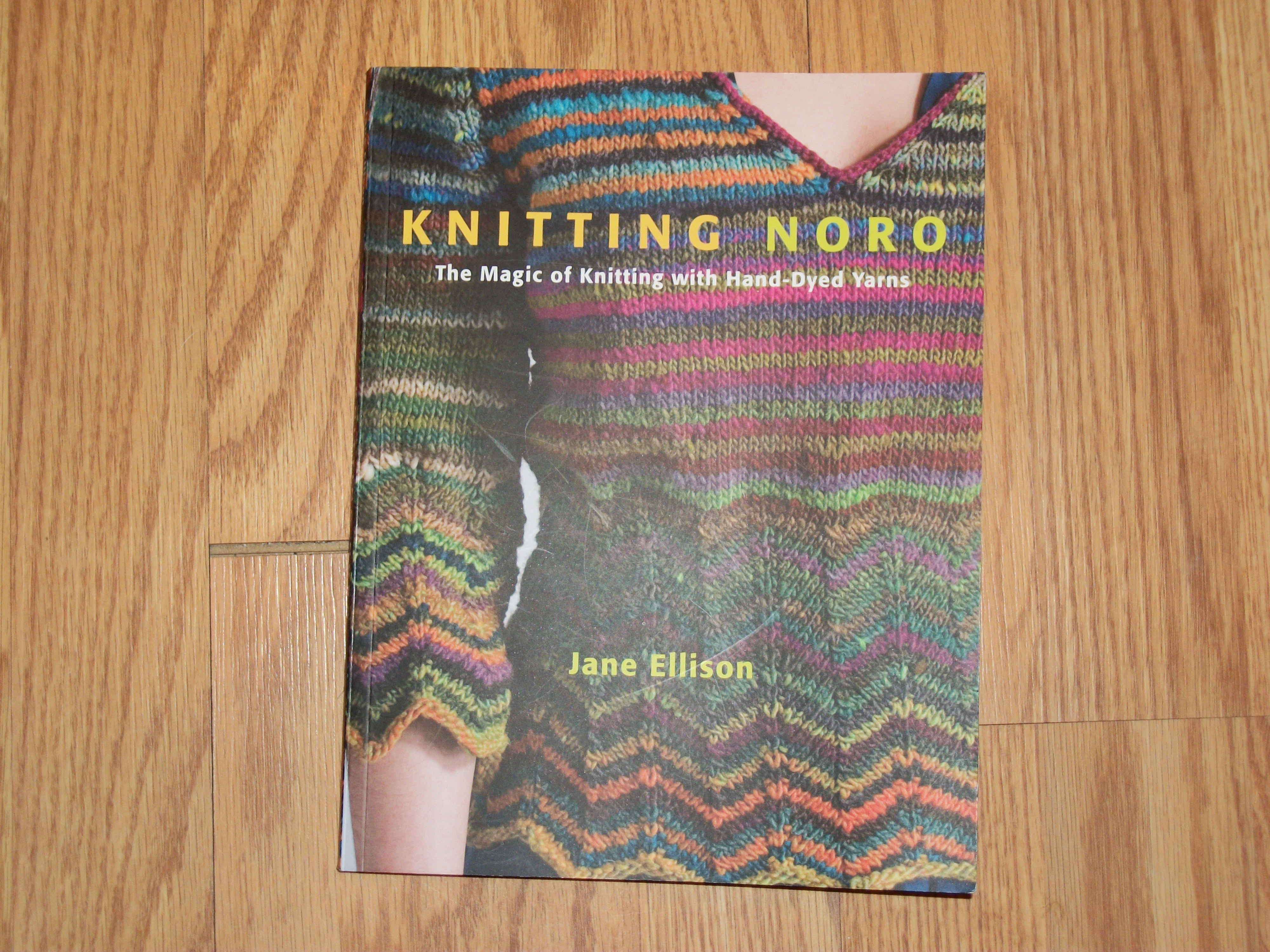 Knit Noro Pattern Book by Noro