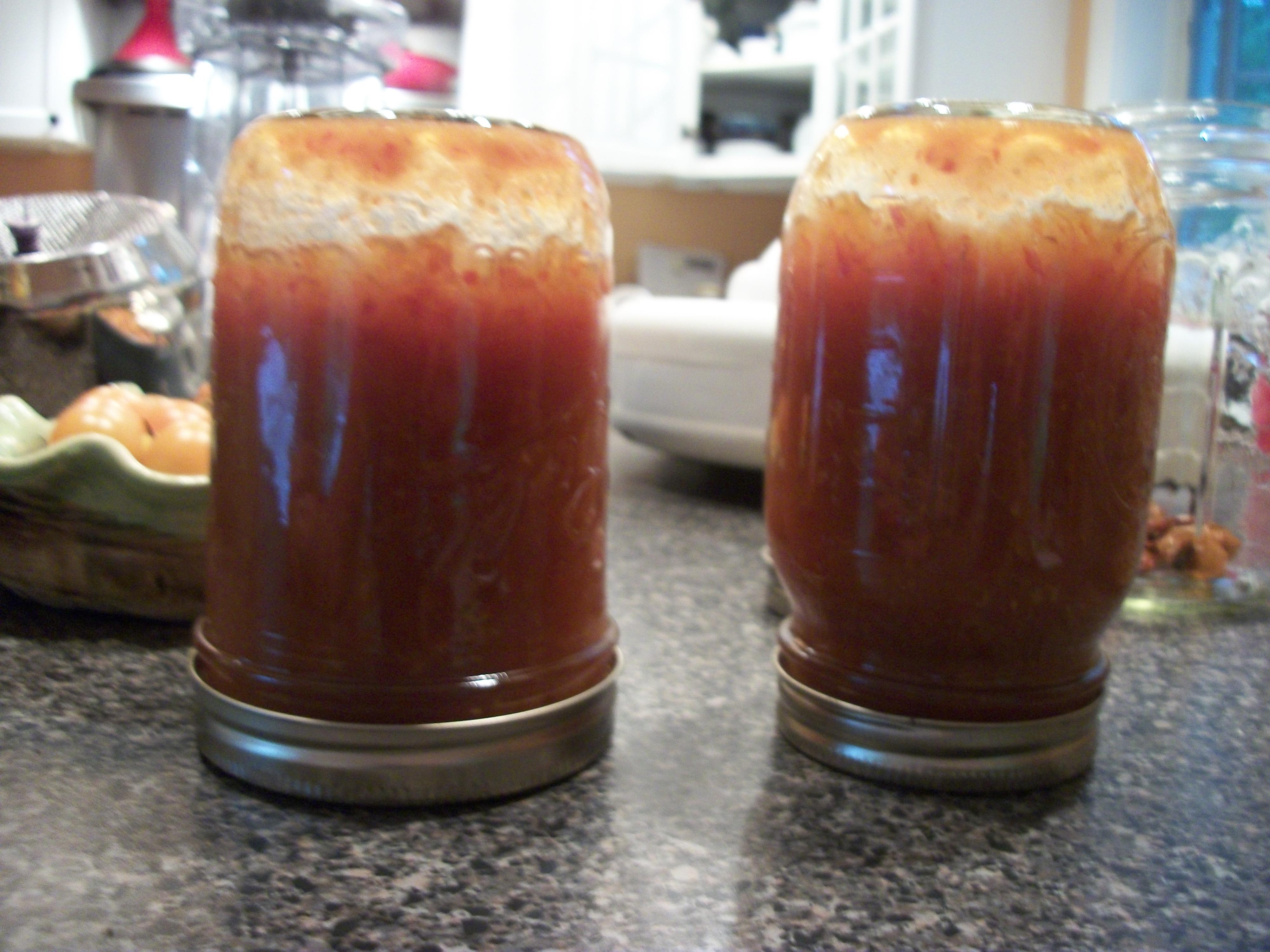 Rose Hip Jelly/Jam to taste like. I had imagined a clearer jelly ...