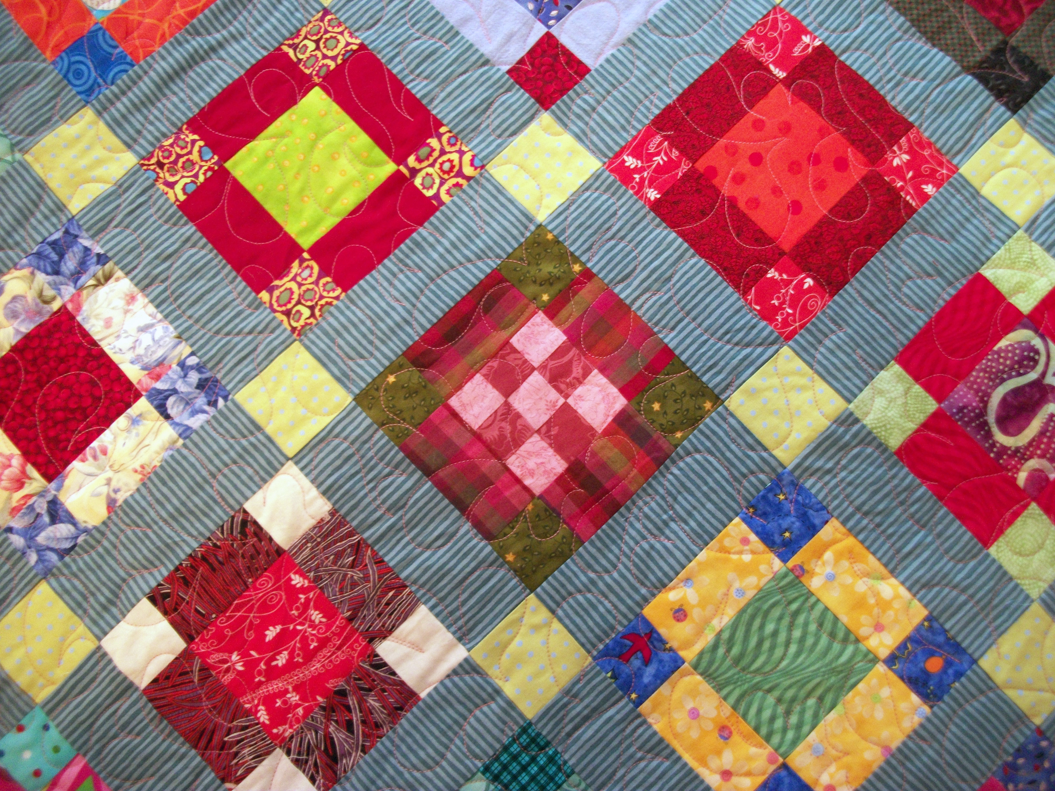 Traditional Quilt Block Louisa Enright S Blog