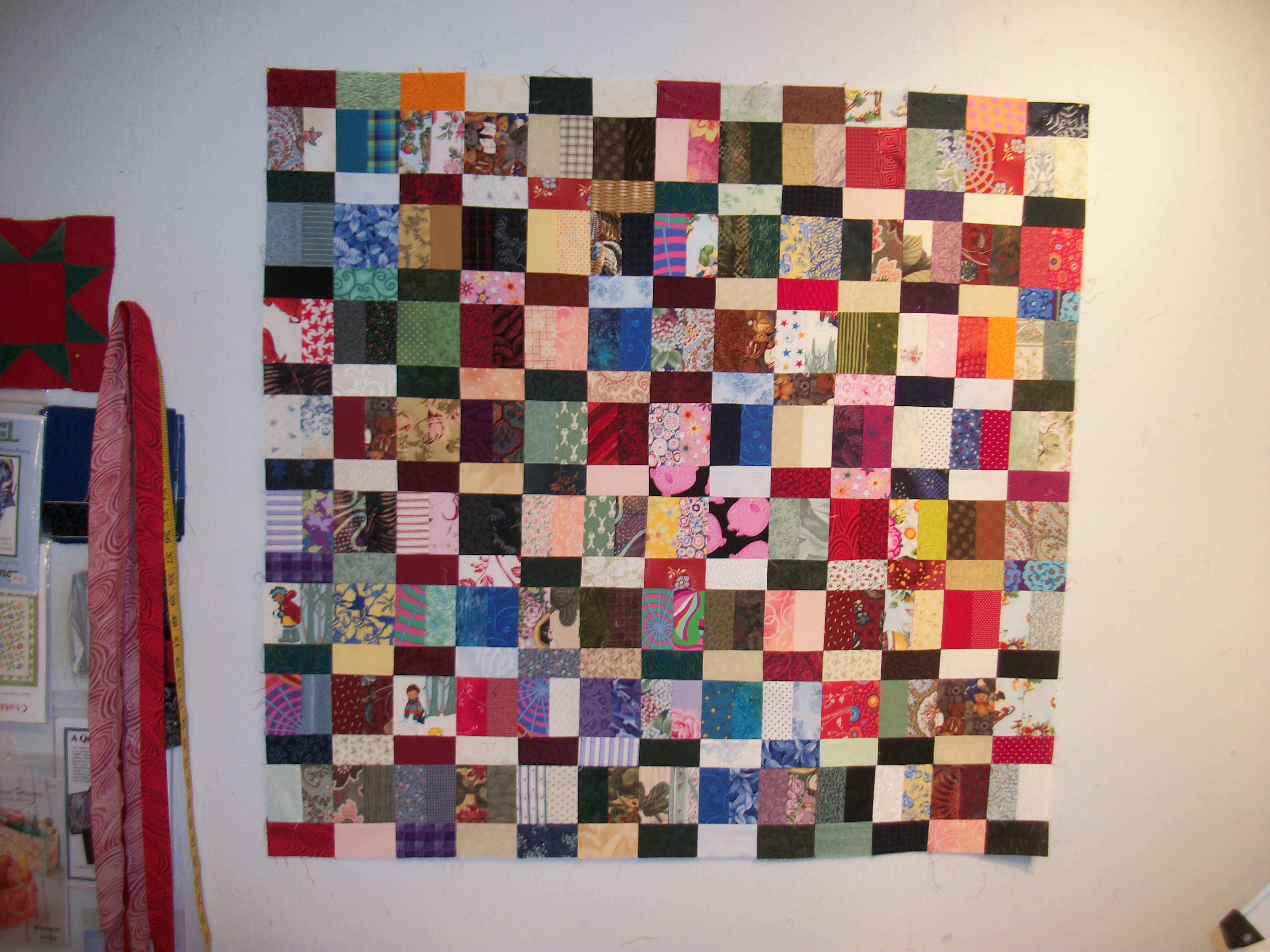 Successful Scrap Quilts: From Simple Rectangles Louisa Enright s Blog