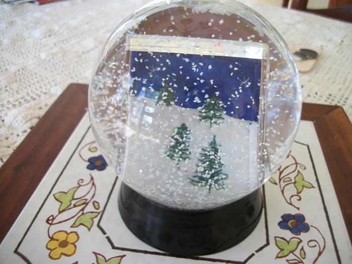 Winter Globe