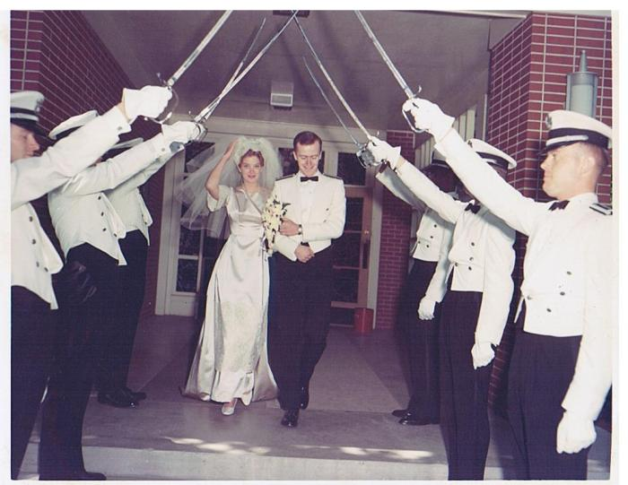 1966 2 John & Louisa's Military Sword Walk