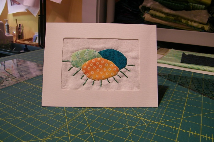 Egg Applique