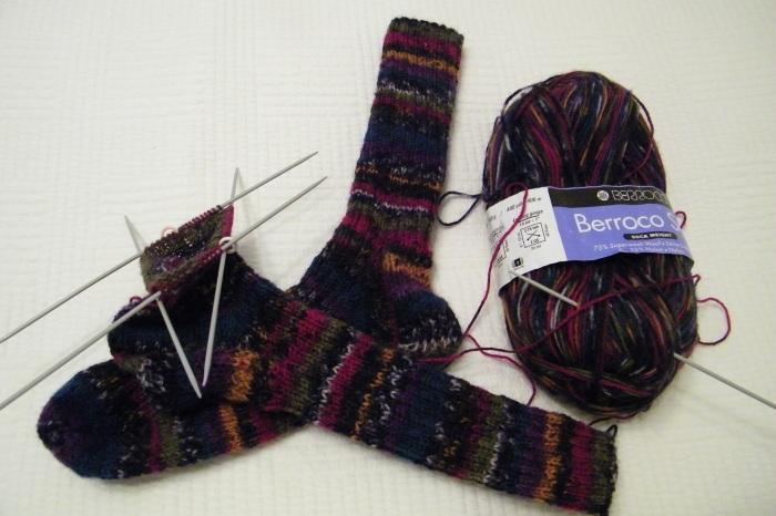 Maryann's socks