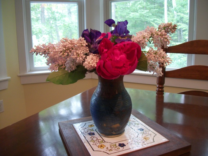 First Flowers, June 2013