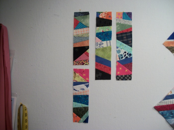 Making fabric
