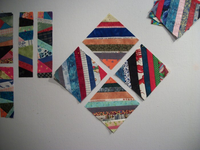 Strip Piecing 3