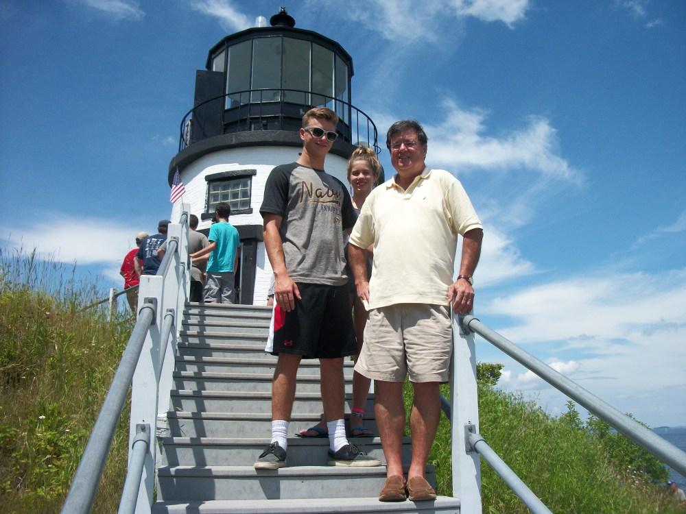 Turkey Tracks:  Gregory Heath Visits Maine (1/6)