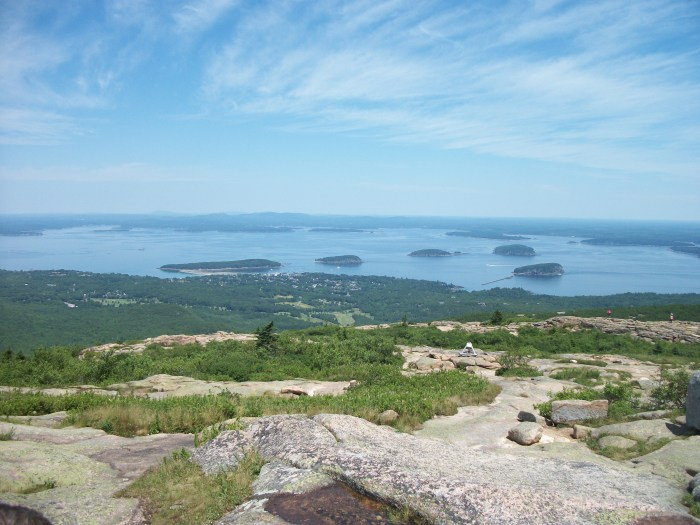 Acadia View Cadillac Mountain