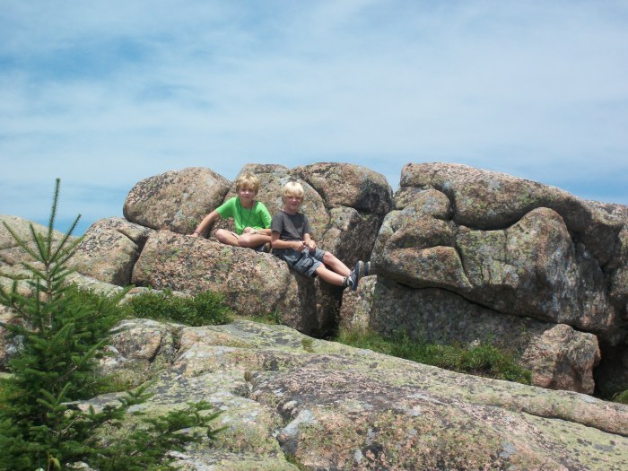 Bo and Kelly, Acadia 2013