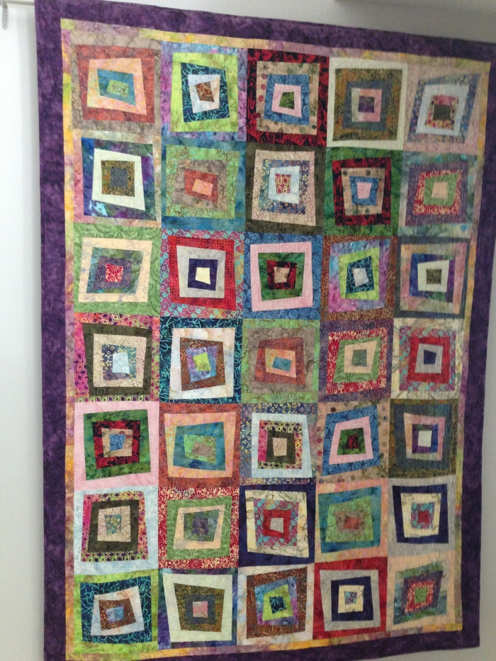 Carroll Risk quilt