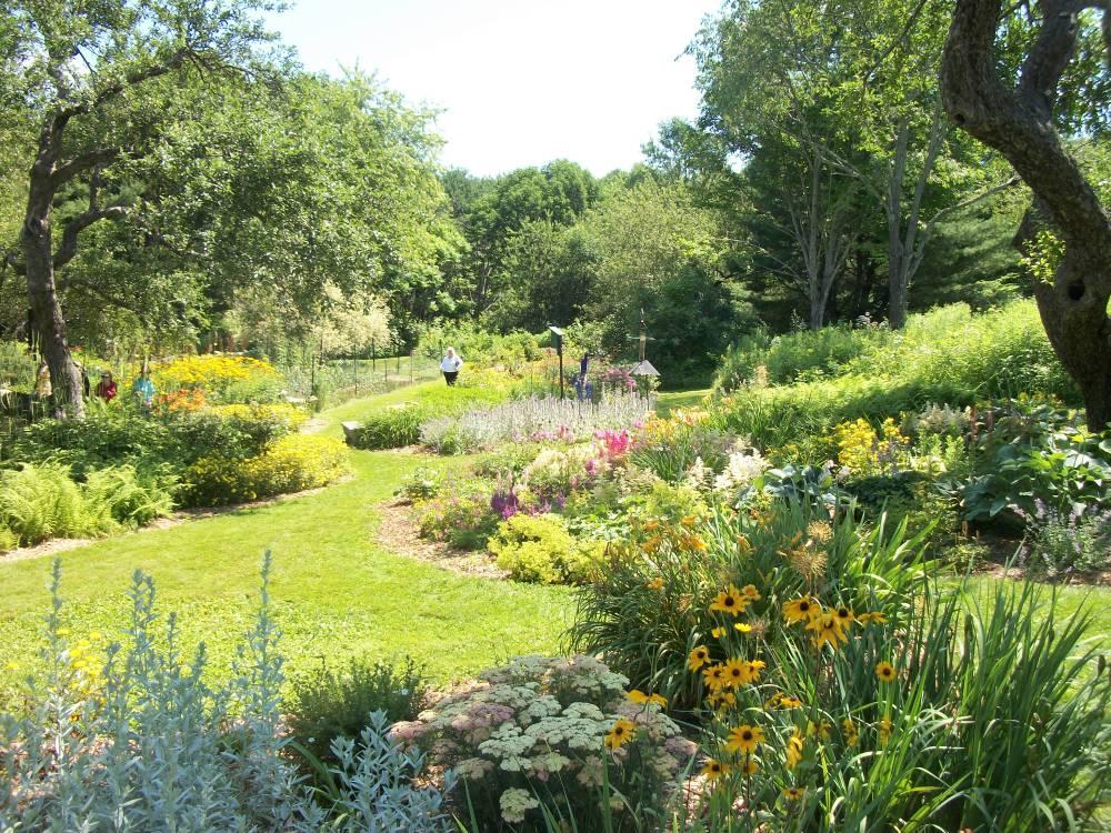 Turkey Tracks:  Gardens in the Watershed:  Garden of Linda and John Shepard (6/6)