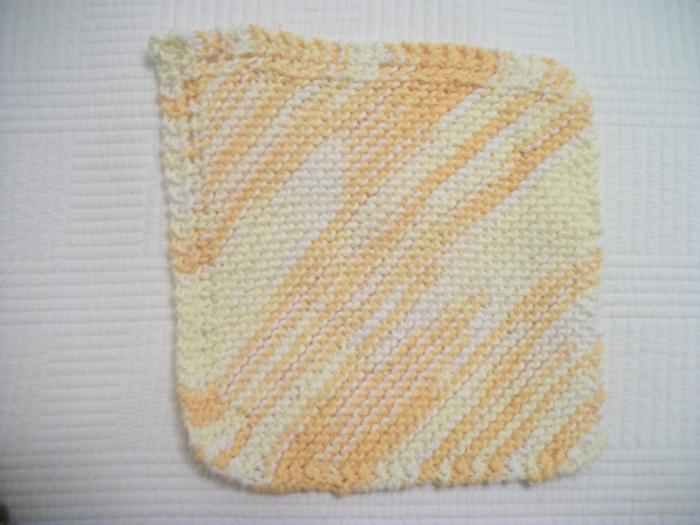 Dishcloth 1