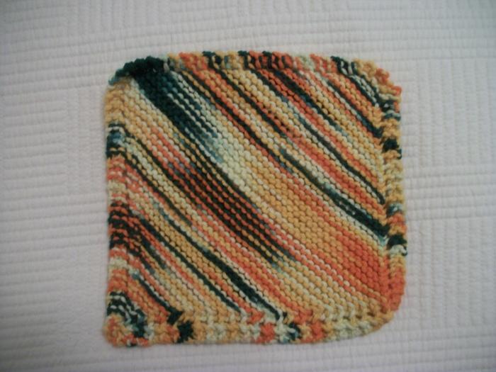 Dishcloth 2