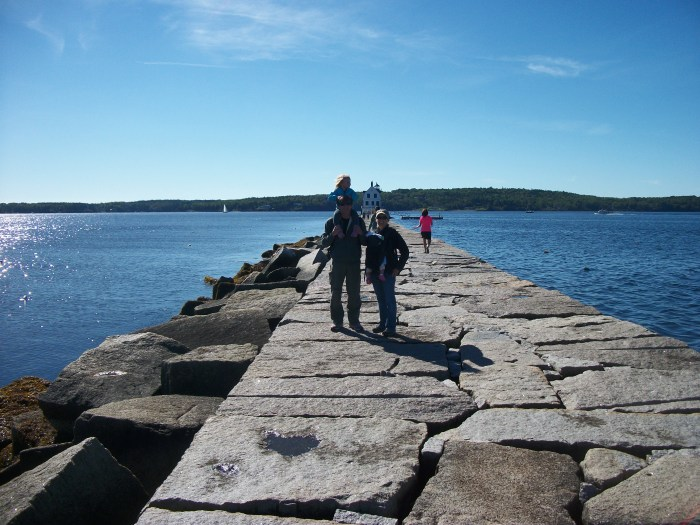 Sept. 2013, Rockland Breakwater 2