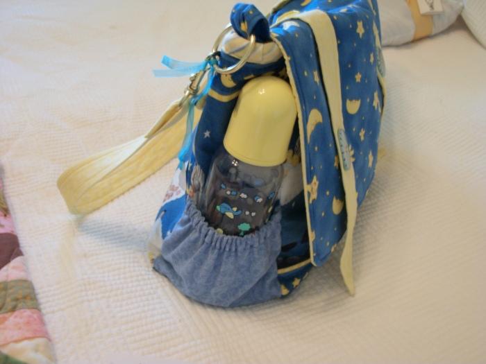 Anne diaper bag