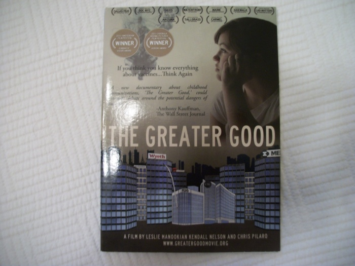 Documentary, The Greater Good