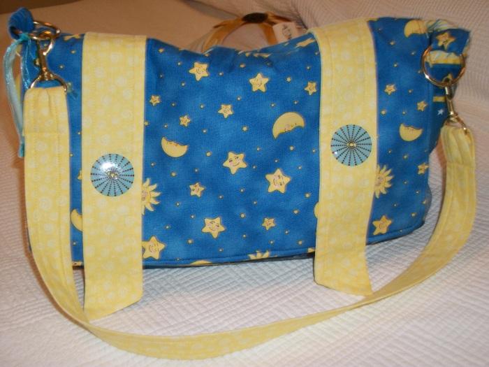 Greenville, Ann Doody diaper bag