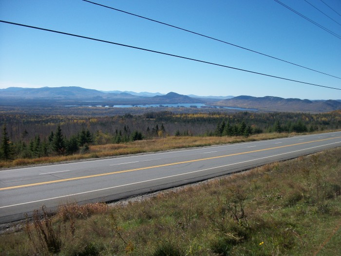 Moosehead Trip Canadian Border