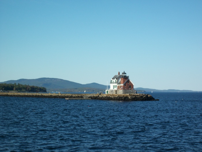 Vinalhaven, Rockland Light House 2