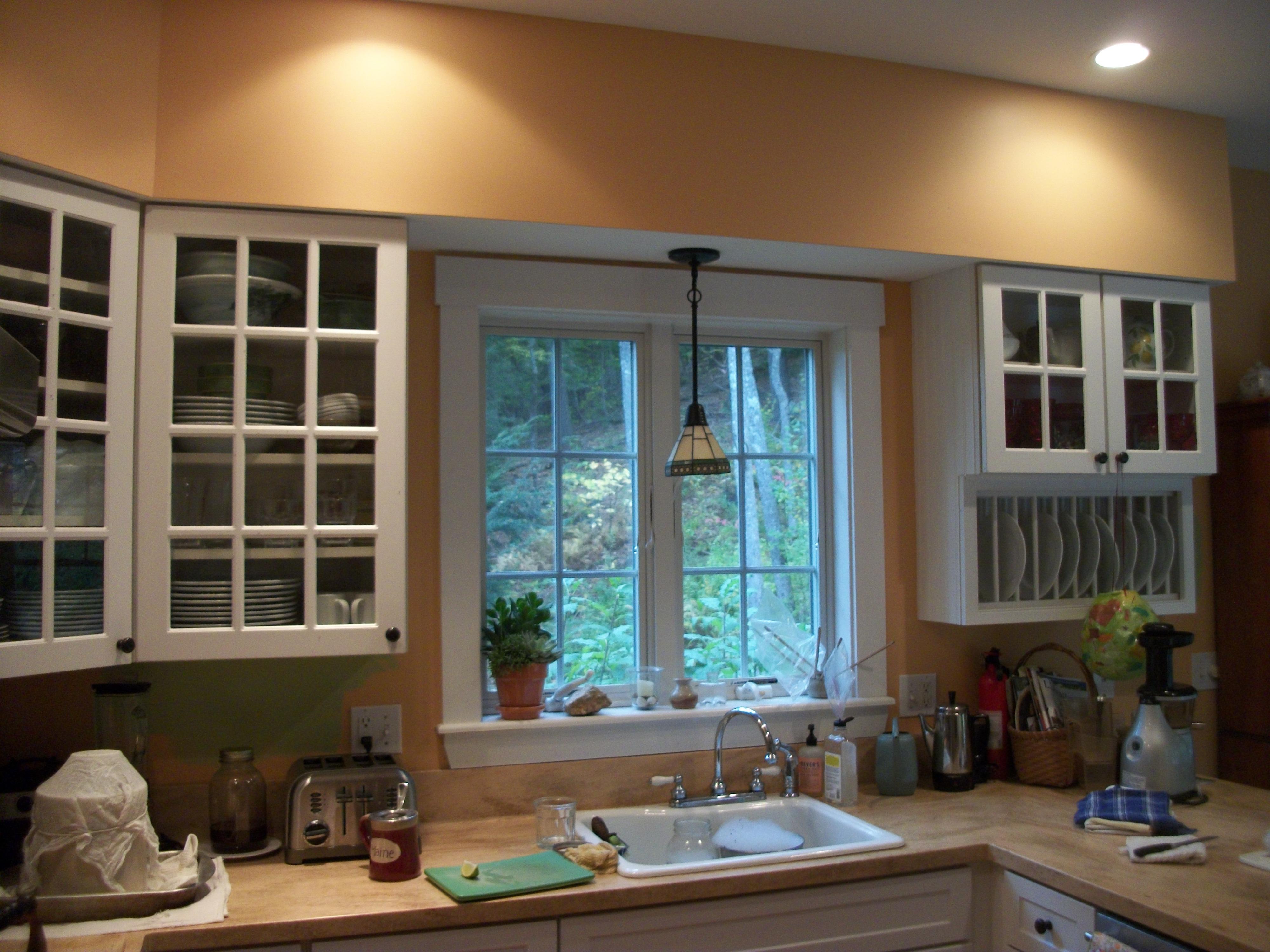 Turkey Tracks: My Green Kitchen | Louisa Enright\'s Blog
