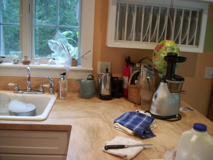 Beeswax kitchen 5