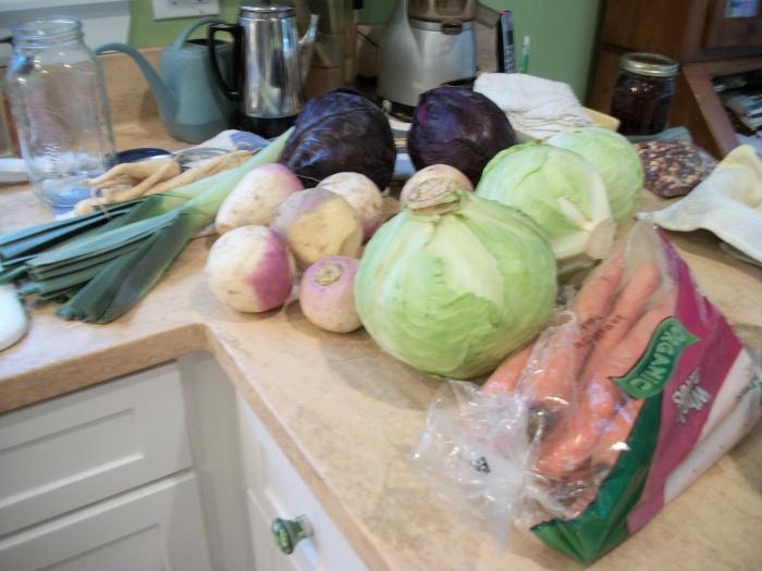 Roasted Rutabaga Hummus Recipe