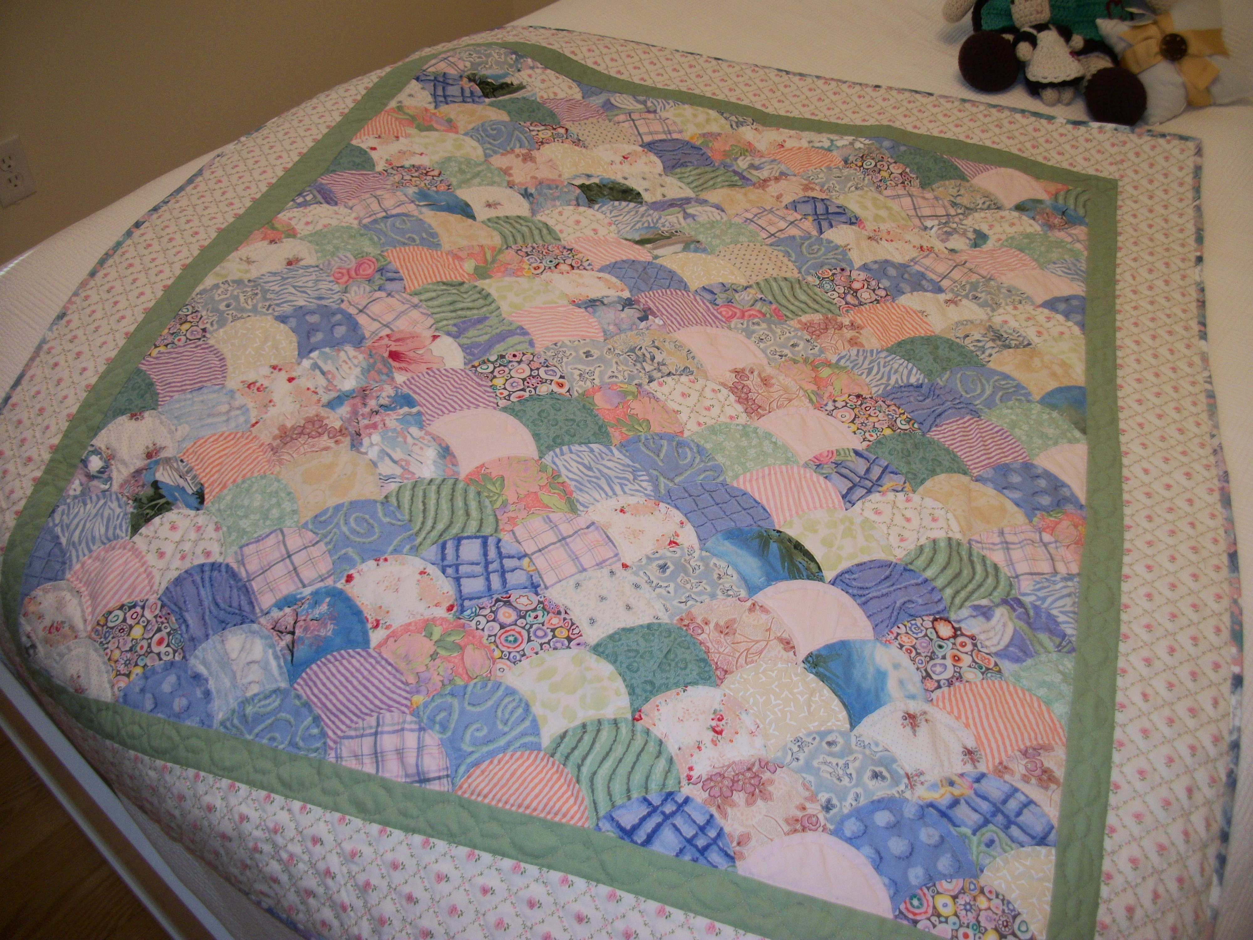 hand quilting | Louisa Enright's Blog