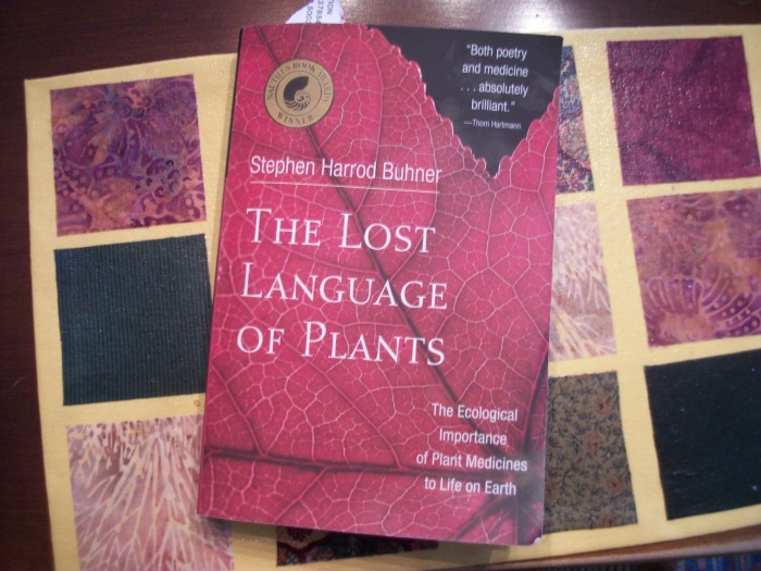 LOST LANGUAGES OF PLANTS