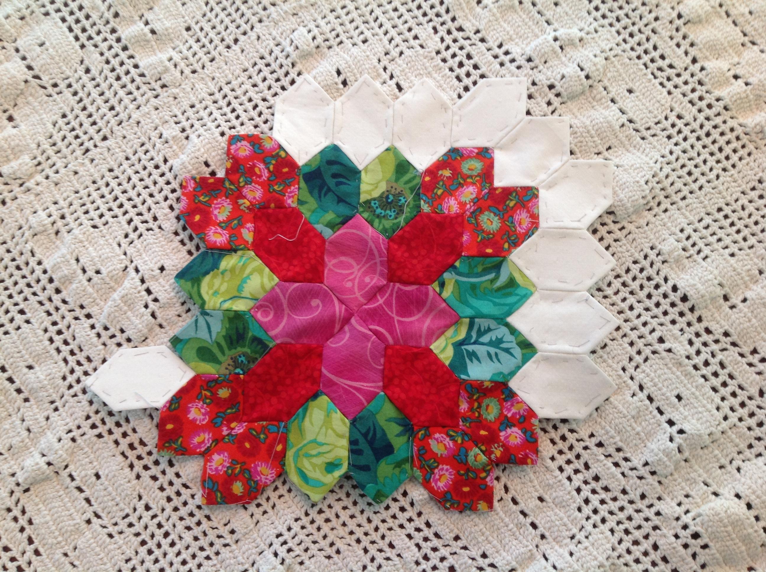 English Paper Piecing Louisa Enrights Blog