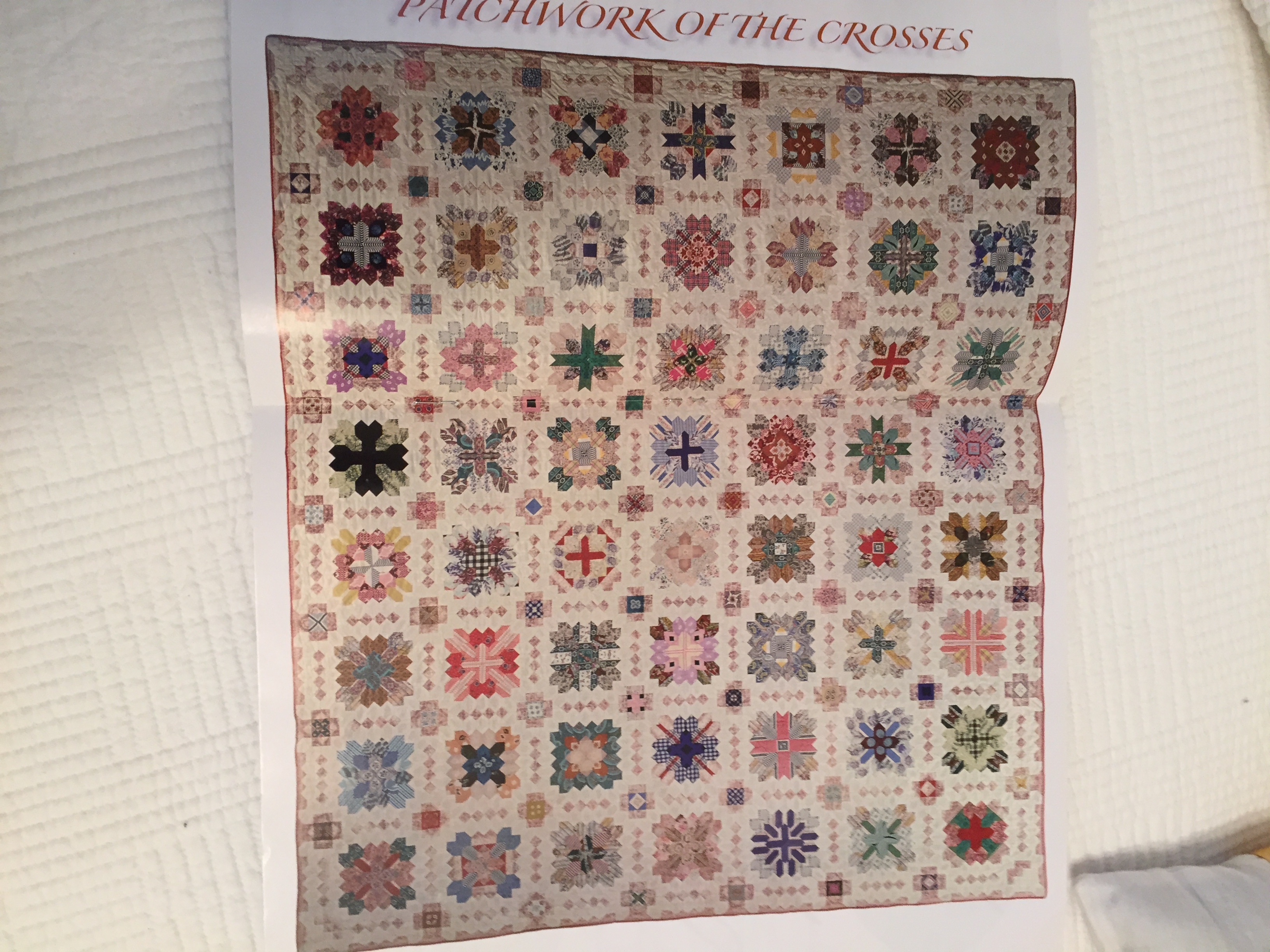 LUCY BOSTON: PATCHWORK OF THE CROSSES | Louisa Enright's Blog : boston quilt - Adamdwight.com