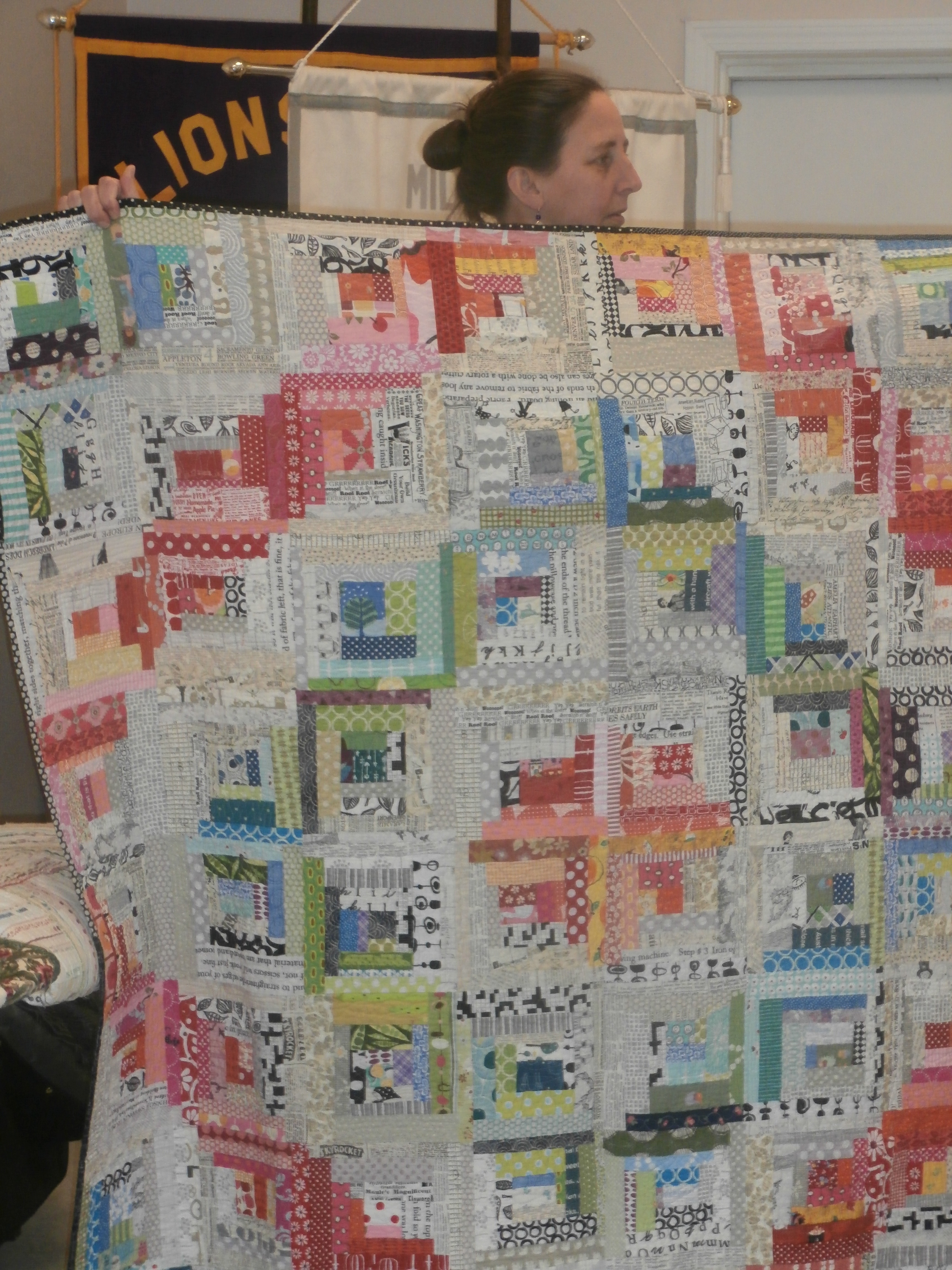 Blog Readers' Quilts and Quilting Information | Louisa Enright's Blog : quilting information - Adamdwight.com