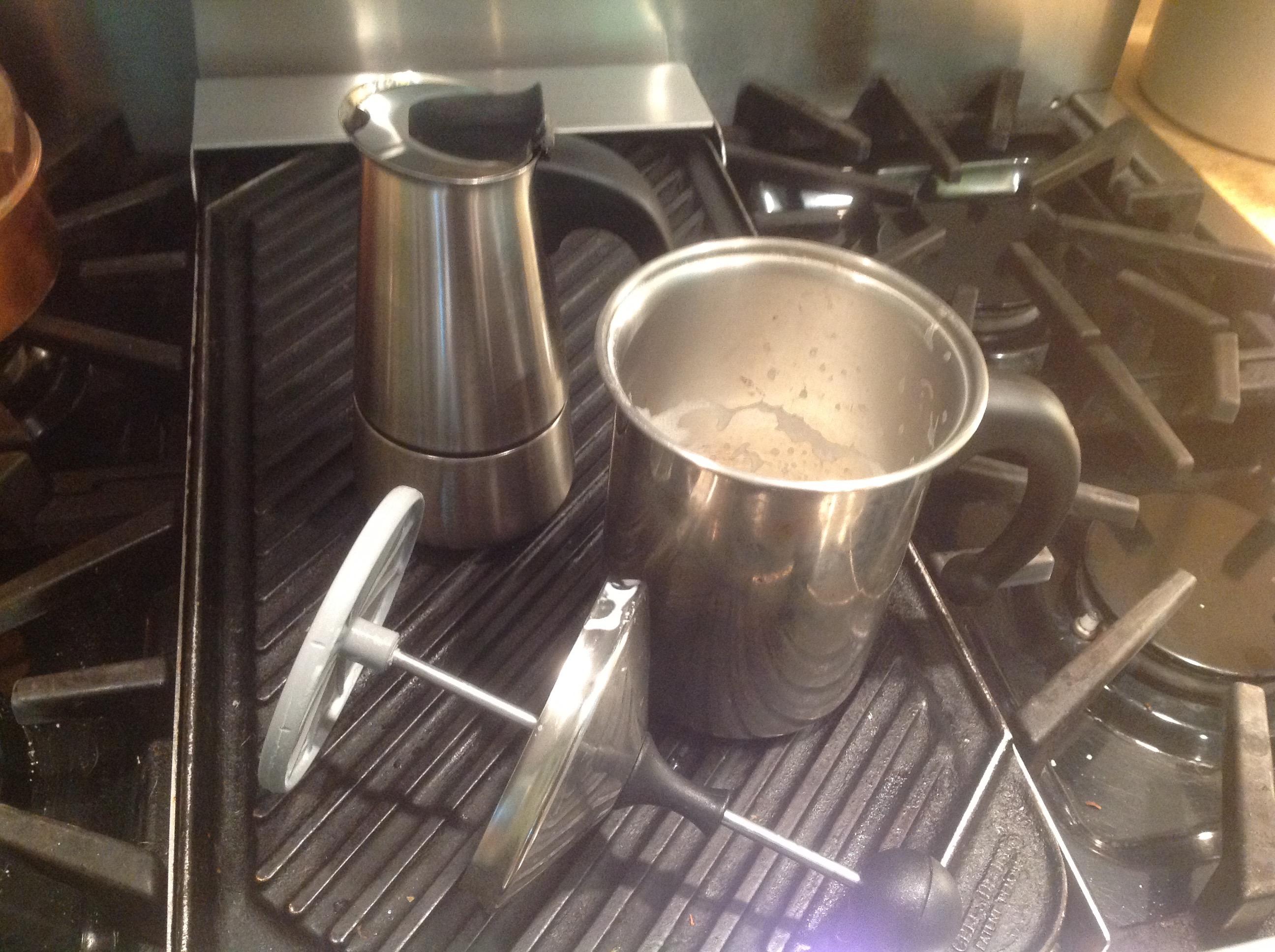 stove top espresso maker louisa enright 39 s blog. Black Bedroom Furniture Sets. Home Design Ideas
